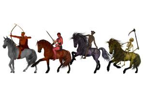The Four Horsemen.