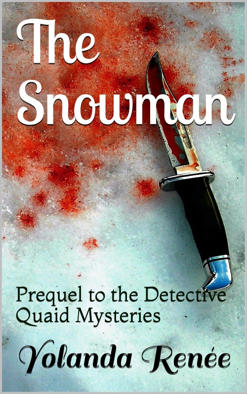 Detective Steven Quaid Mysteries. This story tells of Steven's first case as a rookie detective.