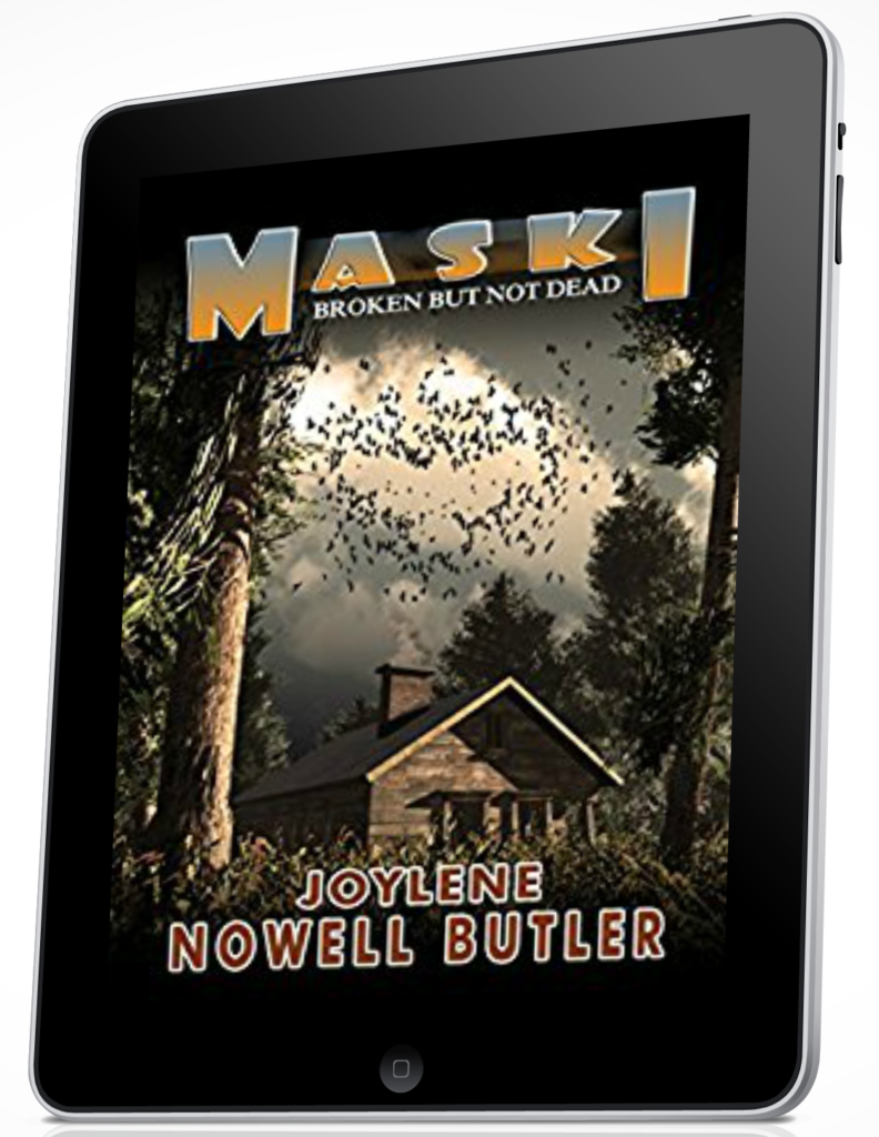 Maski Broken But Not Dead Mystery Thriller