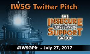 IWSG JULY 5TH, 2017
