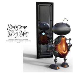 STORYTIME BLOG HOP October 31st, 2018, WED — OPEN CALL