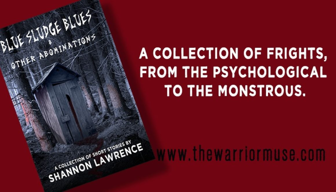 Shannon Lawrence On the Writing of Horror +New Anthology Release