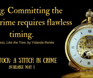 Yolanda Renee, Mystery Author.  A Real Place, A True Story – Fictionalized.