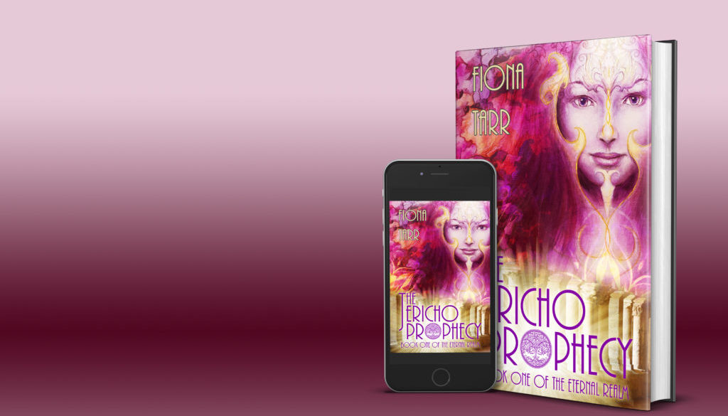 The Jericho Prophecy by Fiona Tarr  New Release