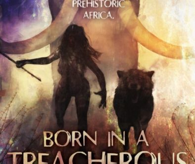 Born In A Treacherous Time Author Jacqui Murray