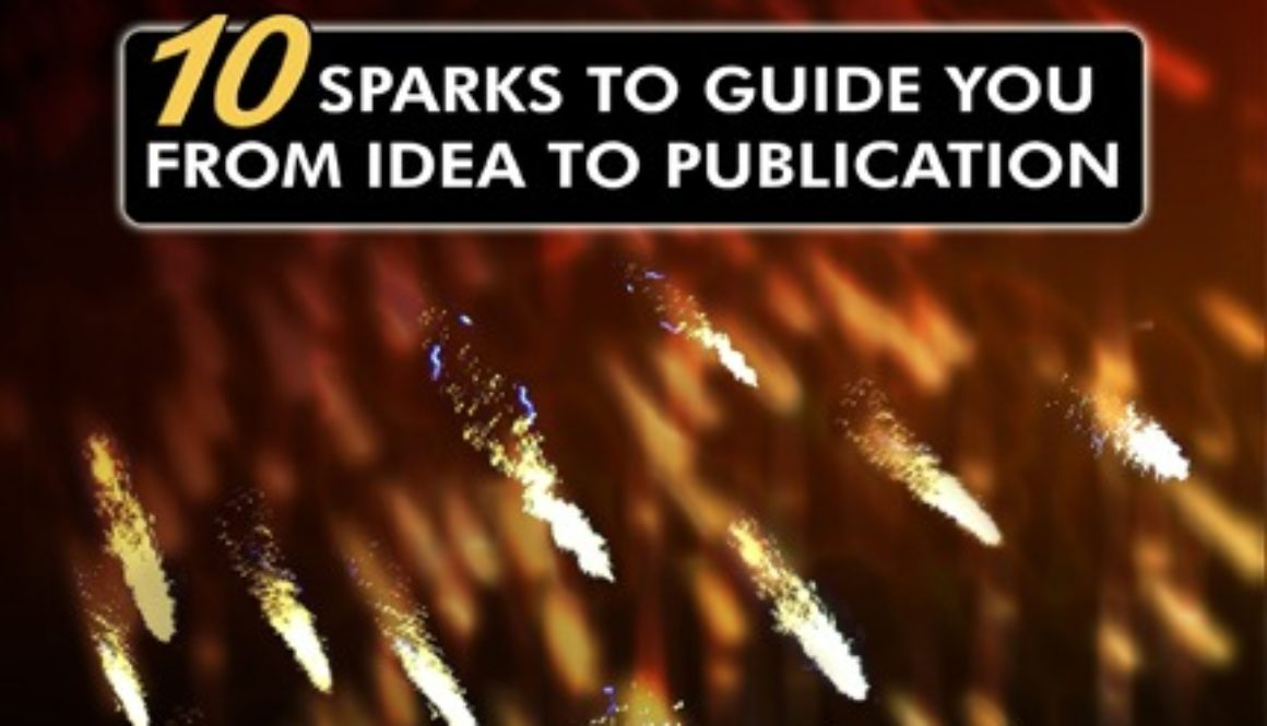 Write With FEY: 10 Sparks to Guide You from Idea to Publication!