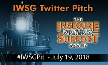 IWSG JULY 3RD Writing Goals