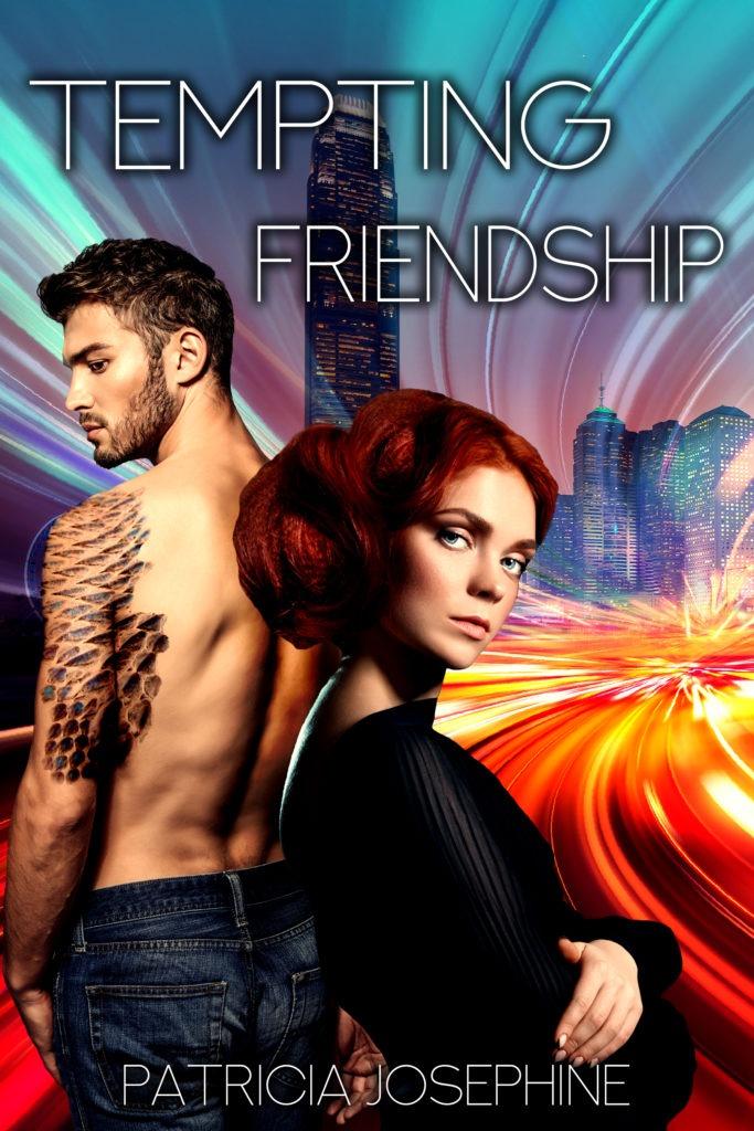 Tempting Friendship Patricia Josephine Romantic Fiction