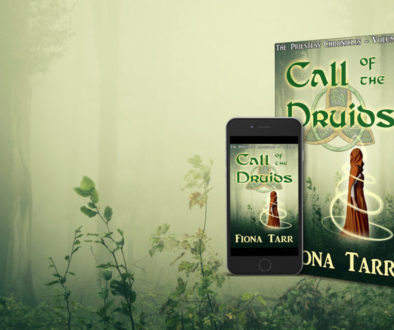 Call of the Druid: The Priestess Chronicles – Volume 1