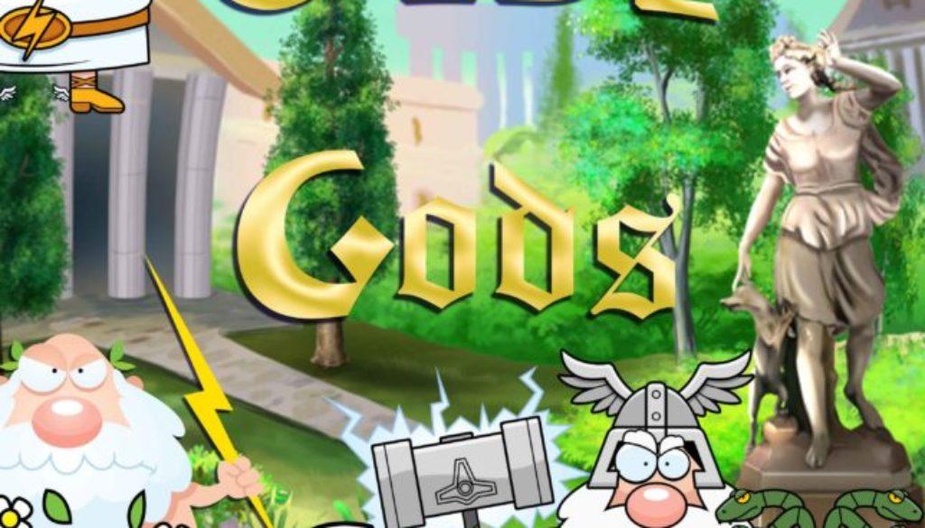 Grumpy Old Gods new font