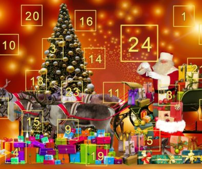 Indie Advent Calendar-A Story A Day-Starts Dec.1st!
