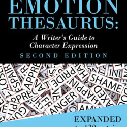 Emotion Thesaurus 2nd Edition New Release