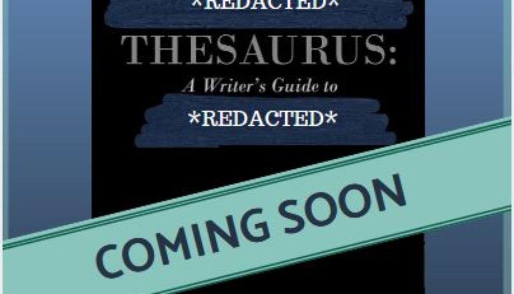 Redacted Thesaurus