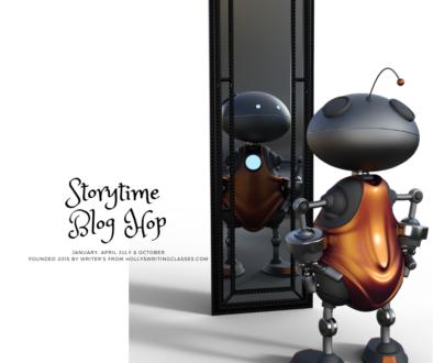 Storytime Blog Hop Vanessa Wells Hunting Bob