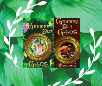 Grumpy Old Gods Launch & Vol. 2 Submission Deadline! #grumpyoldgods #amwriting #anthologies #shortstories