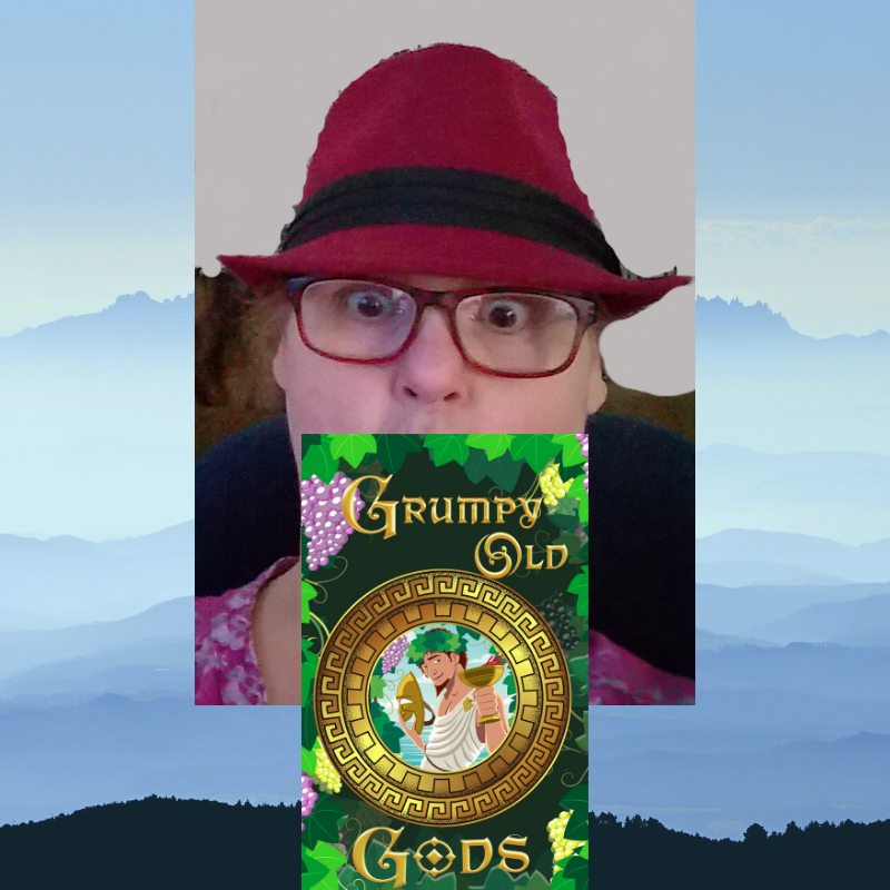 Grumpy Old Harpies Juneta Key Storytime Blog Hop