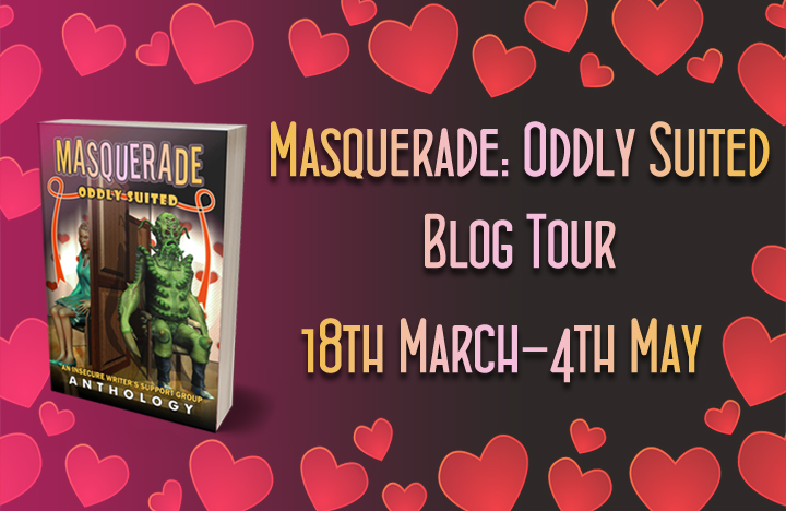 Masquerade: Oddly Suited Book Spotlight Guest Post C.D. Gallant-King