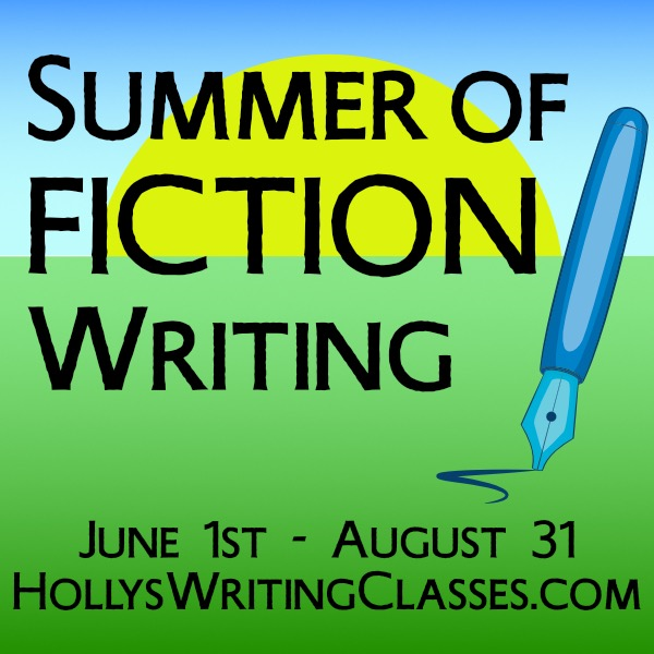 The Summer of Fiction Writing EVENT