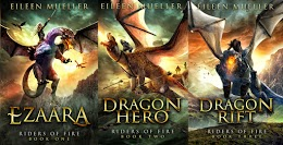 Do you love Dragons? Check out Riders of Fire Series