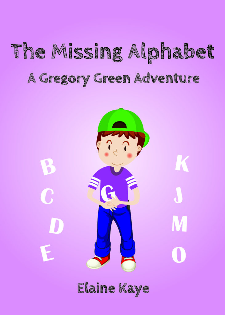 A Gregory Green Adventure A New Release from Elaine Kay