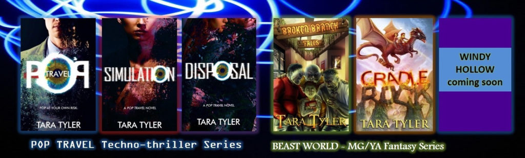 Windy Hollow Book 3 Beast World by Tara Tyler