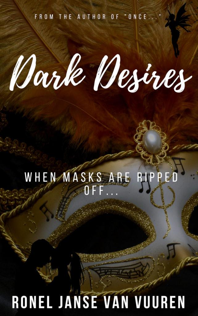 Dark Desires by Ronel Janse van Vuuren A Character Interview