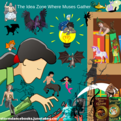 The Idea Zone Where Muses Gather1