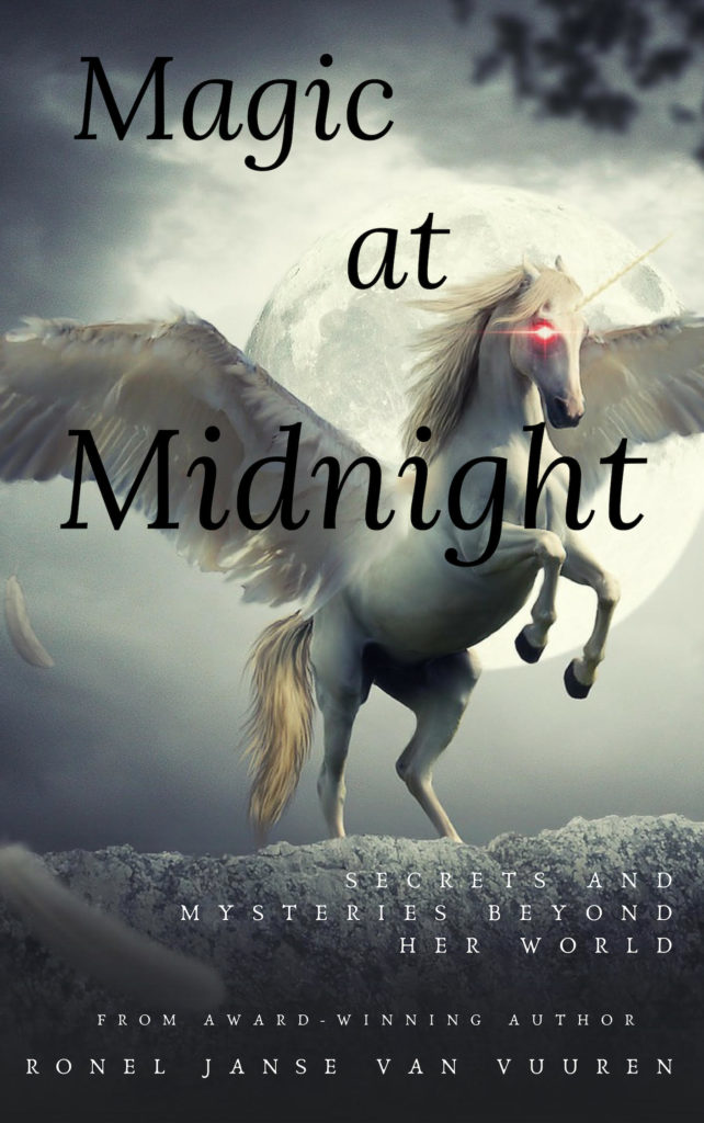 Magic at Midnight by Ronel Janse van Vuuren  Magical Pegasi