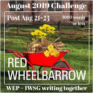 IWSG August 7th