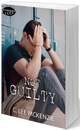 Not Guilty by C. Lee McKenzie (+ Giveaway)