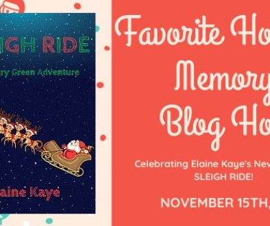 Favorite Holiday Memory Blog Hop
