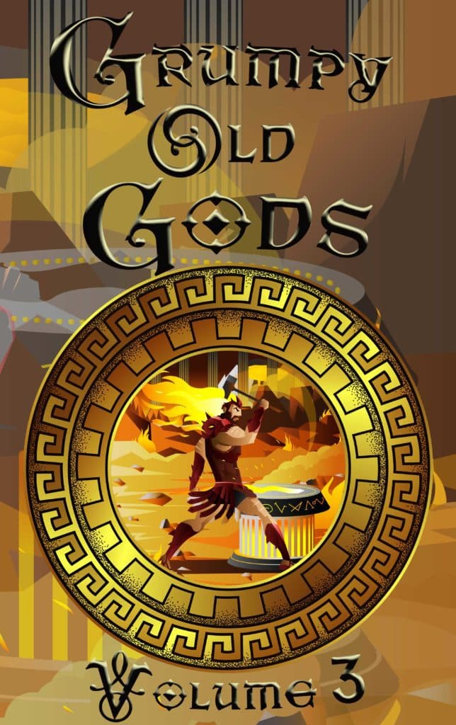 KA Masters Meet The Authors of Grumpy Old Gods Volume 3
