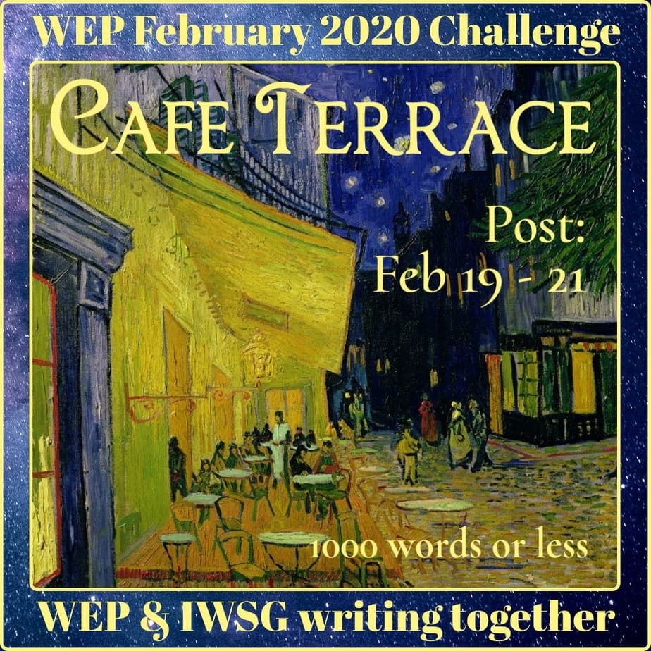 IWSG JANUARY 8th: Why Do You Write?