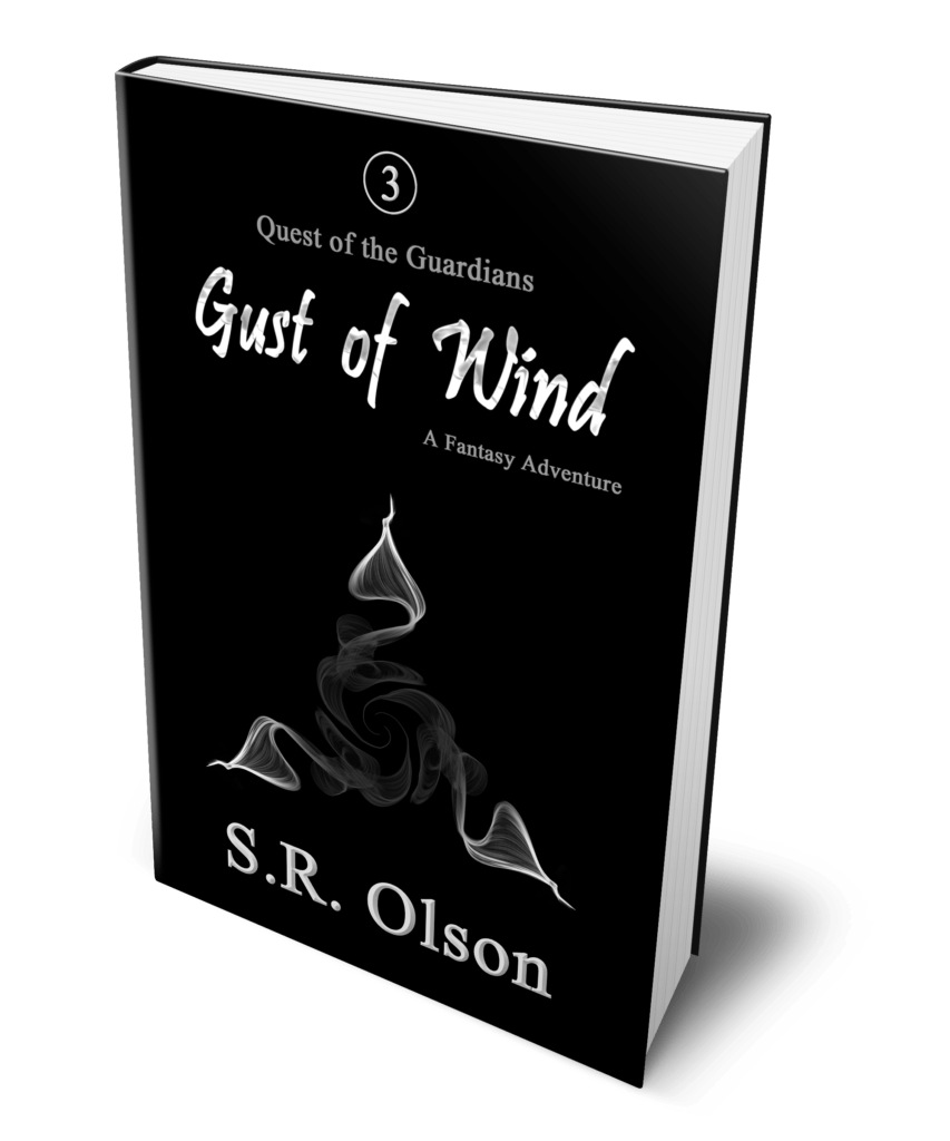 Gust Of Wind Part 3 Of The Guardian Series
