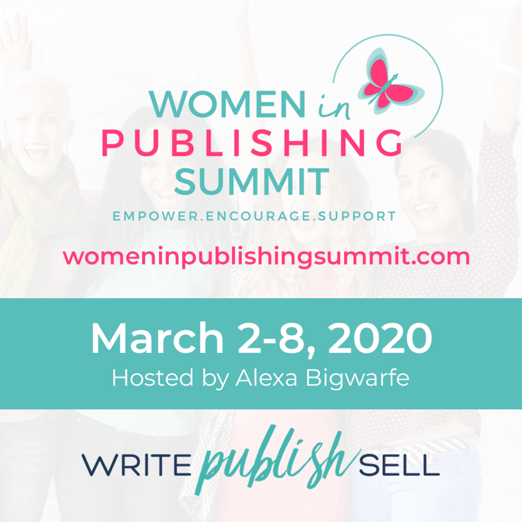 Women In Publishing  Summit 2020 March