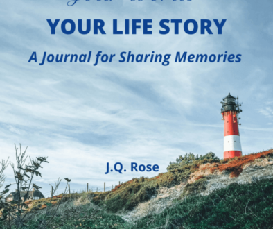 YOUR LIFE STORY 6 x 9 ebook cover