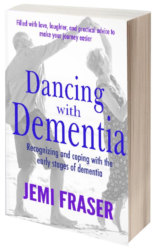 Jemi Frazier Dancing with Dementia