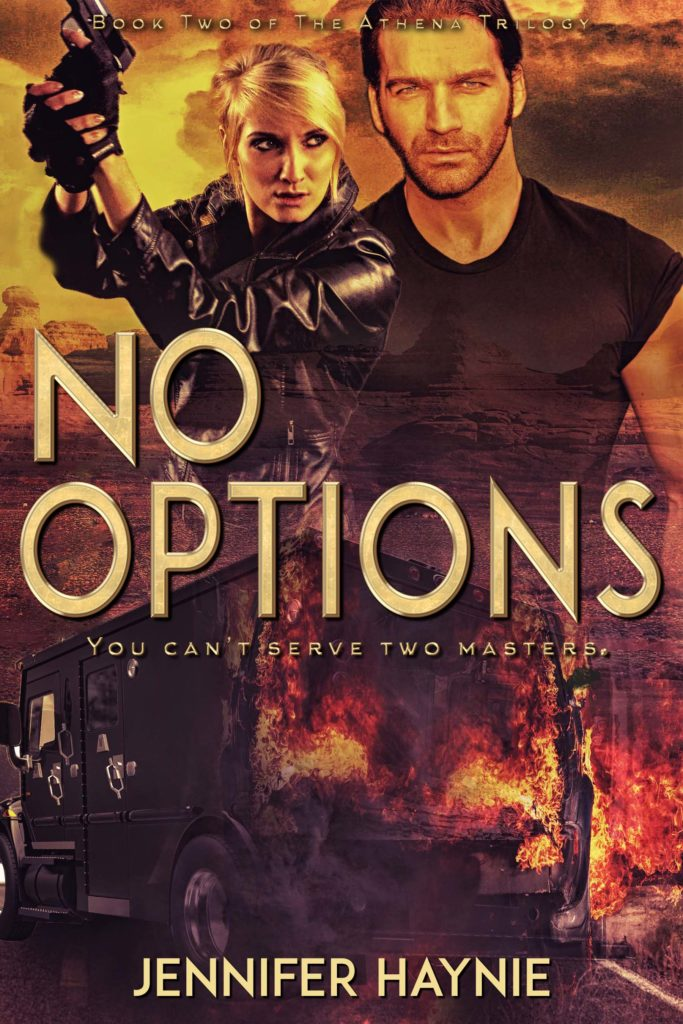 No Options Jennifer Haynie