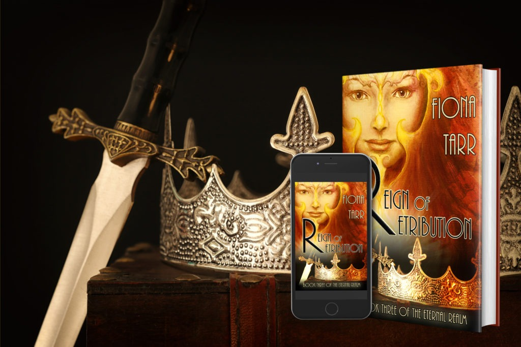 Reign of Retribution Book 3 & .99 Sale -Fiona Tarr