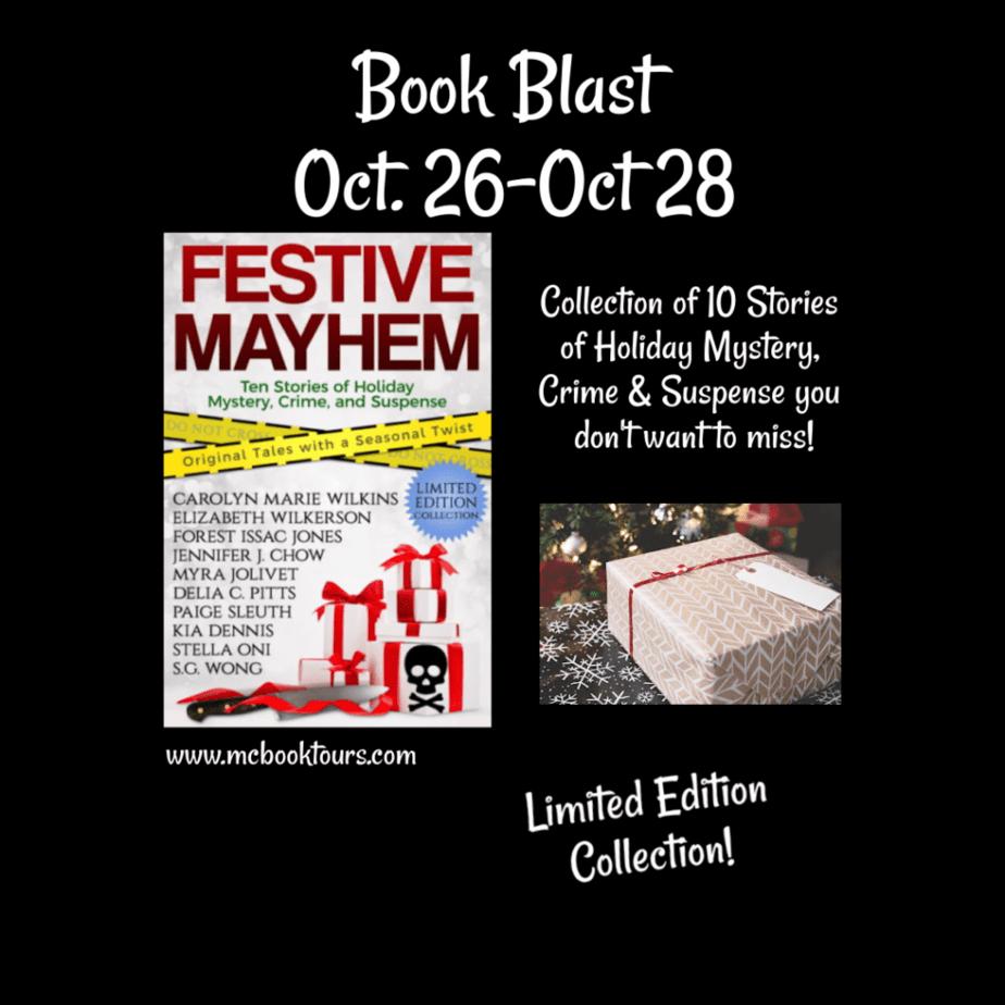Festive Mayhem Mystery