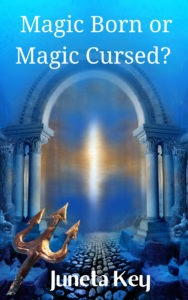 Atlantis lost city read everyday giveaway. A New Release Magic Born or Magic Cursed?