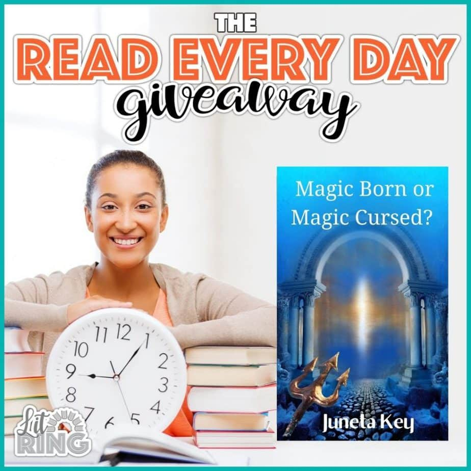 Atlantis lost city read everyday giveaway