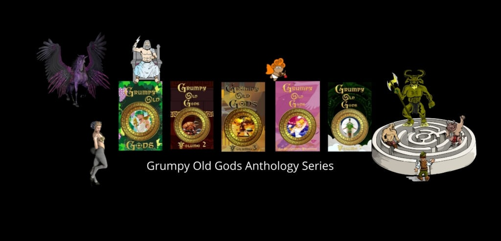 Grumpy Old Gods Anthology Series