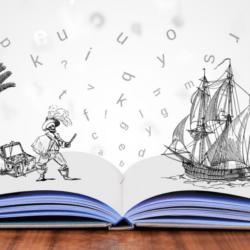 pirate bood